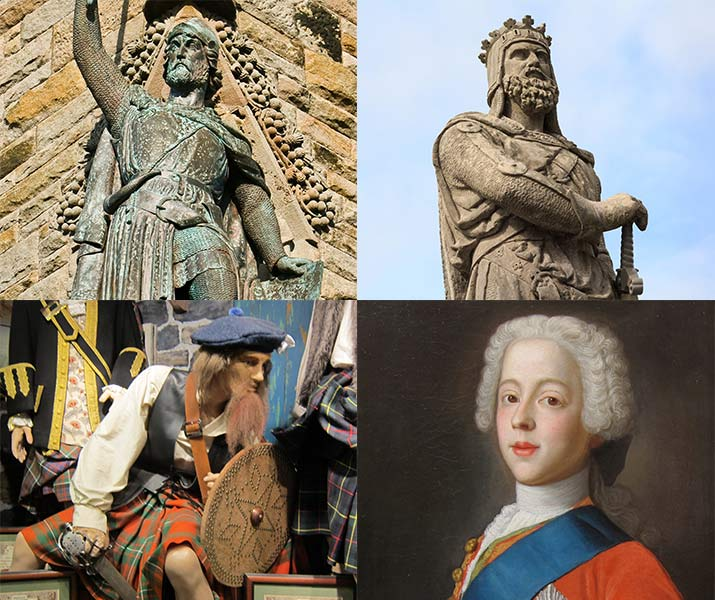 Four-Scottish-Heroes