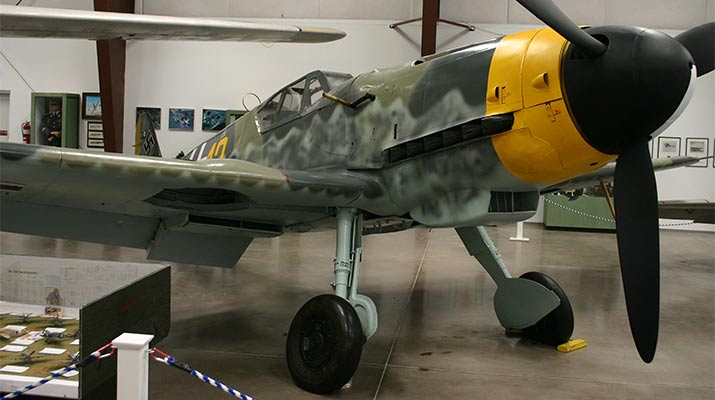 ariona-plane-of-fame-museum-bf109