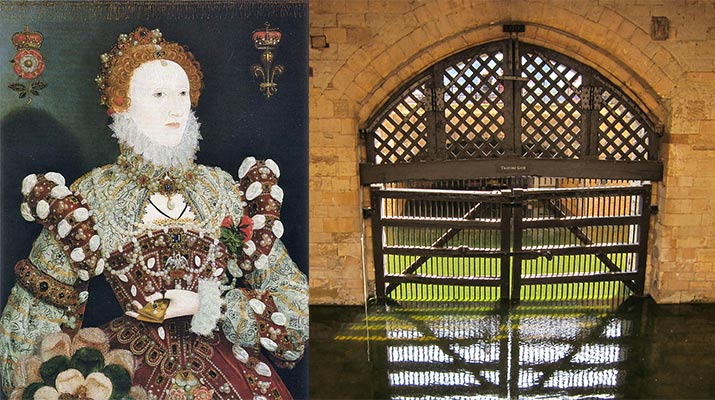 portrait-queen-elizabeth-1-traitors-gate-london
