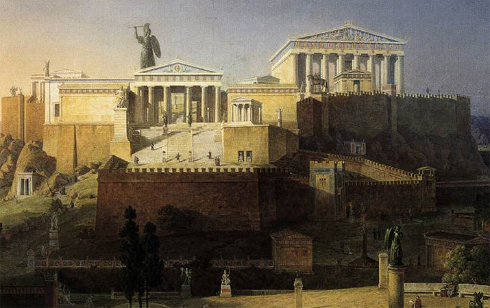 leon-von-klenze-drawing-acropolis-715