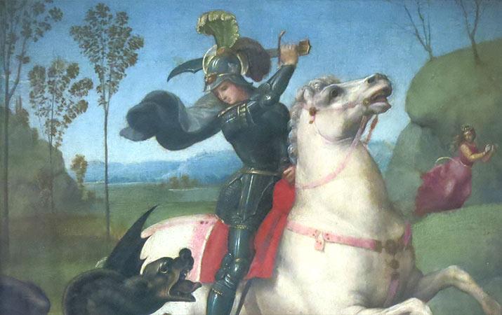 louvre-painting-raphael-st-george-dragon-715