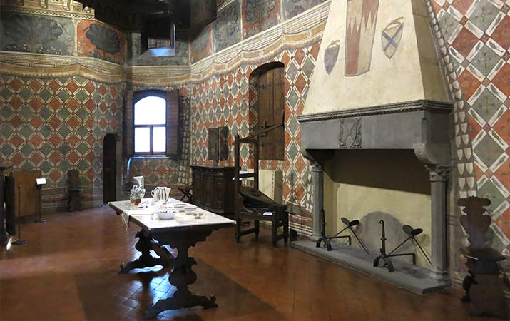 Florence Palazzo Davanzati Step Into The Middle Ages