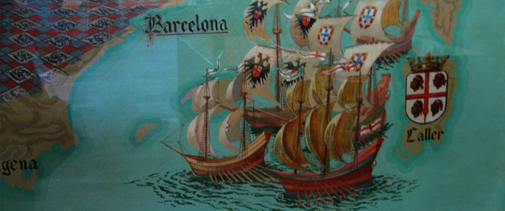 Barcelona-maritime-museum-painting-ships-715