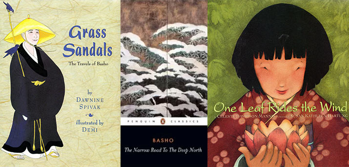 basho-haiku-books