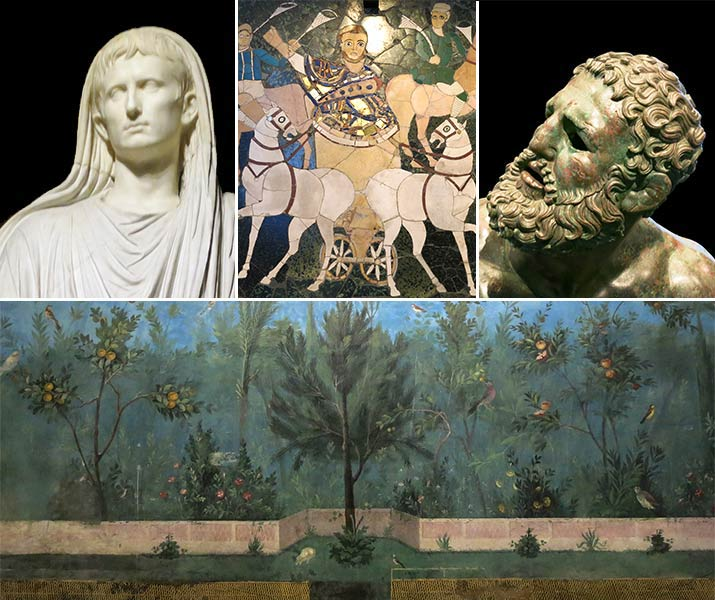 Hidden Gems Palazzo Massimo Alle Terme Rome See The World
