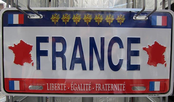 Fabuleux Paris Liberte Egalite Fraternite | See the World DL68