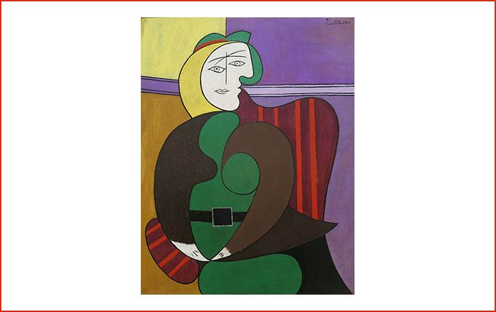 pablo-picasso-the-red-armchair