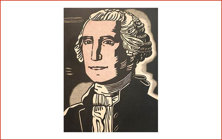 roy-lichtenstein-george-washington