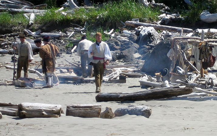 cape-disappointment-living-history-clarks-campsite-715