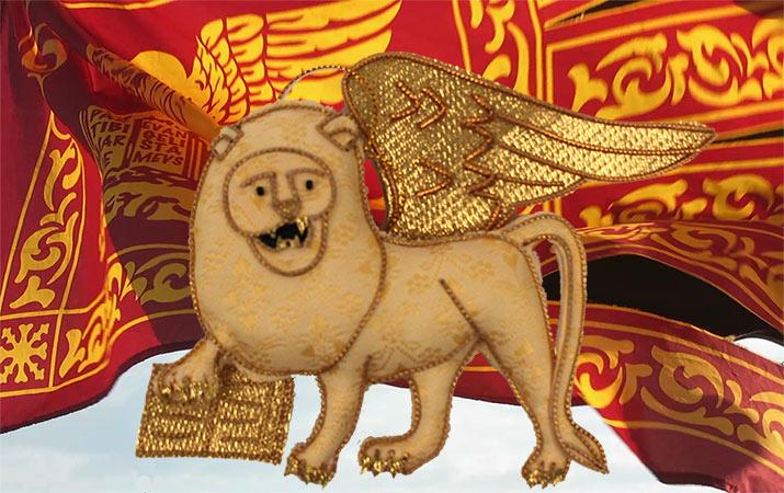 lion-saint-mark-flag-christmas-ornament-venice-715