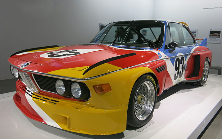 petersen-automotive-museum-bmw-art-car-alexander-calder-715