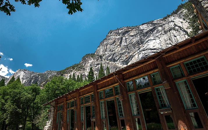 Yosemite Hotels New Names See The World