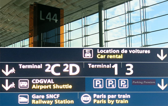 Shuttle From Airport Paris To Hotel