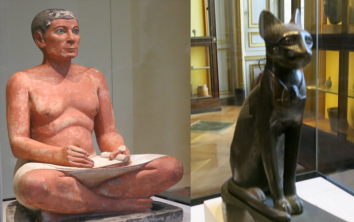 louvre-egypt-seated-scribe-bastet-cat-715