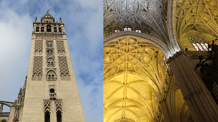 Seville Cathedral & La Giralda  See the World