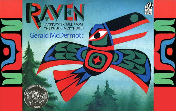 raven-gerald-mcdermott-northwest-coast-book