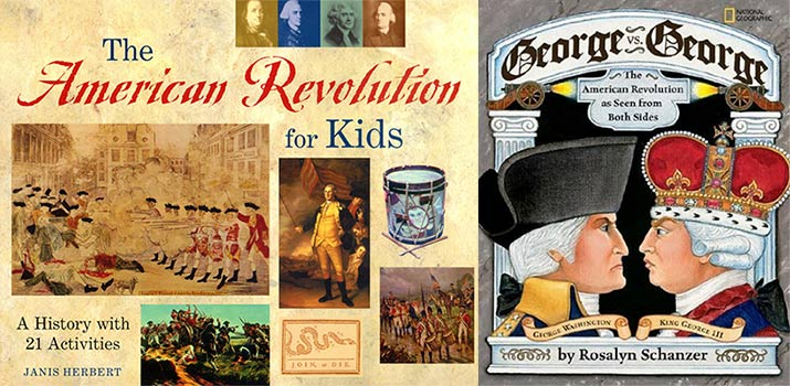 american-revolution-childrens-books