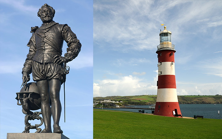 plymouth-hoe-england-statue-sir-francis-drake-715